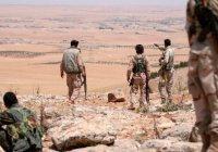 Курды окружили сирийскую «столицу ИГИЛ»