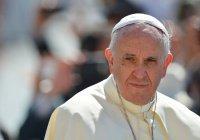 Папа Римский назвал центры для беженцев концлагерями