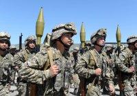В вооруженных силах Казахстана создали спецвойска для борьбы с терроризмом