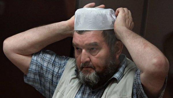 Имам московский мечети «Ярдям» приговорен ктрем годам колонии