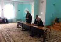 Камиль хазрат Самигуллин - с рабочим визитом в Азнакаево
