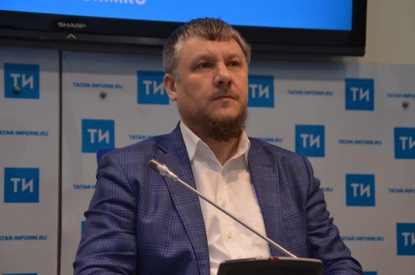 Айдар Шагимарданов, Президент ассоциации предпринимателей-мусульман России