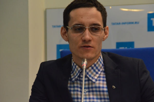 Султан Сафин, основатель и руководитель татарской халяль-сети быстрого питания «Тюбетей»