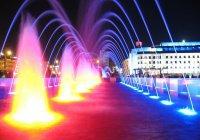 Казань потратит на городские фонтаны 13 млн рублей