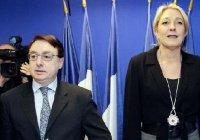Праворадикальную партию Марин Ле Пен возглавил араб