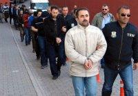 В Турции одновременно задержали более 1000 сторонников Гюлена