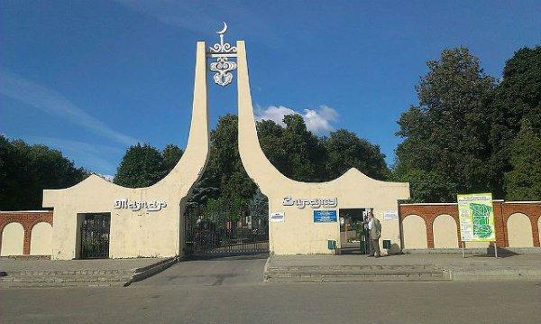 День памяти на Ново-Татарском кладбище.