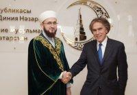 Посол Австрии о деятельности ДУМ РТ: «Австрии еще долго придется догонять Татарстан»
