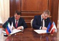 Казань и Рига договорились о двустороннем сотрудничестве