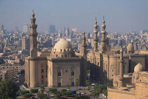 Университет Аль-Азхар, Каир.