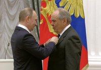Путин: Вклад Шаймиева в развитие Татарстана неоценим