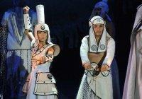 Тувинский театр едет в Казань с гастролями