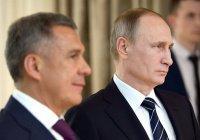 Путина просят сохранить статус президента Татарстана