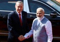 Эрдоган: Запад и Восток все больше отдаляются друг от друга