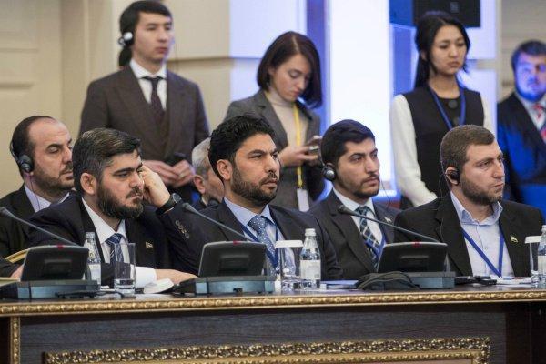 ВАстане стартовал четвертый раунд переговоров поСирии