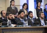 Сирийская вооруженная оппозиция заявила об участии в переговорах в Астане