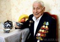 В Узбекистане орден нашел ветерана ВОВ через 72 года после награждения