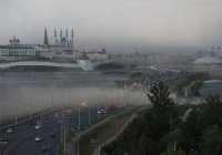 МЧС предупреждает татарстанцев об усилении ветра и грозах