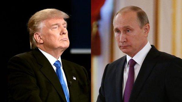 Стало известно, очем Владимир Путин говорил потелефону сДональдом Трампом