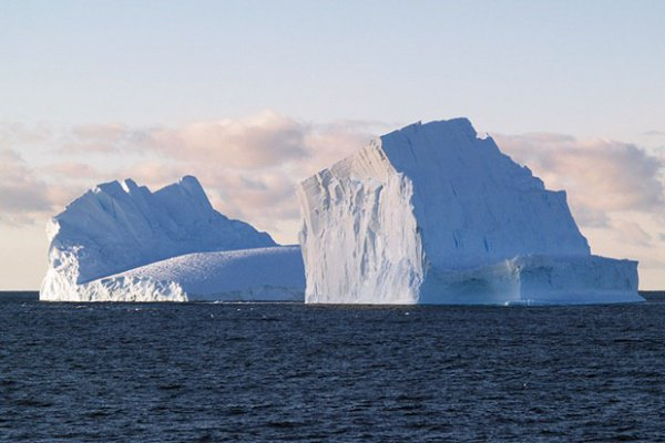 ОАЭ планируют доставлять ксвоим берегам айсберги изАнтарктиды