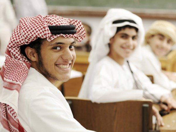 Опрос арабской молодежи.