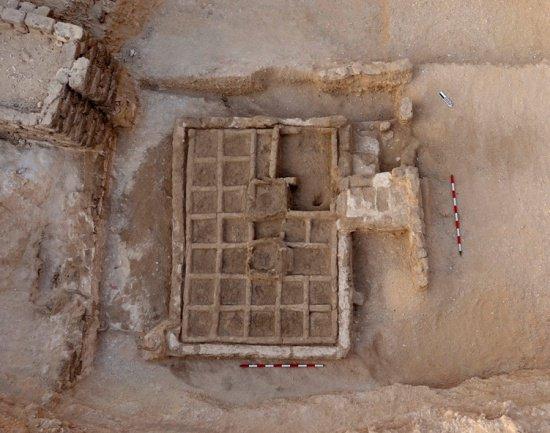 ВЕгипте найден 1-ый погребальный парк эпохи фараонов