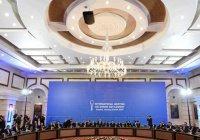 В Астане подписан Меморандум о создании в Сирии четырёх зон безопасности