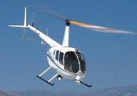 В Башкортостане разбился вертолет