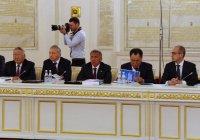 Президент Татарстана принял участие в заседании Госсовета РФ в Москве