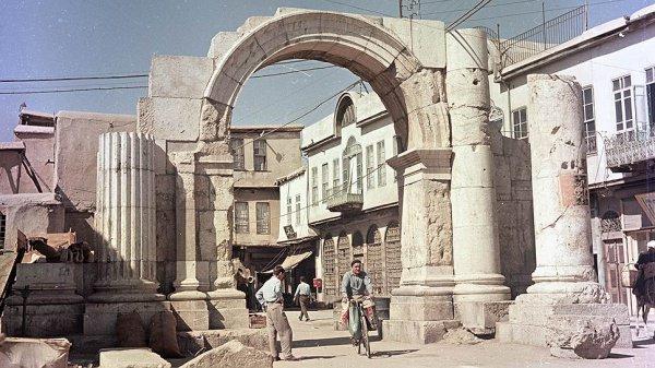 Сирия, 1957 год