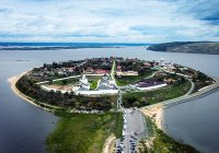 Остров-град Свияжск может войти в список Всемирного наследия ЮНЕСКО
