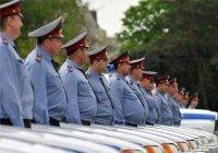 В Таджикистане милиционеров начали увольнять за излишнюю полноту