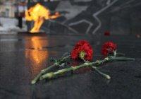 В Казани проходят митинги ко Дню Победы