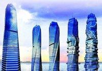В Дубае появится вращающийся небоскреб
