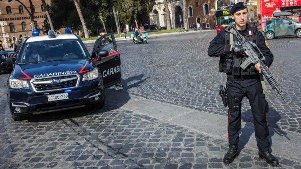Милиция Италии конфисковала практически 40 тонн наркотиков, предназначавшихся для ИГИЛ