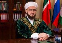 Поздравление муфтия Татарстана с Днем Победы