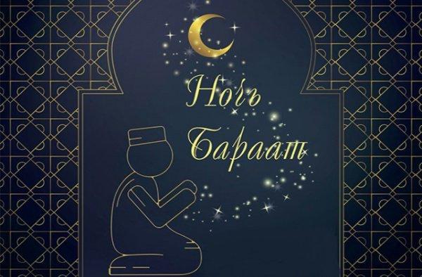 Ночь Бараат приходится на ночь с 14-го на 15-е Шаабана