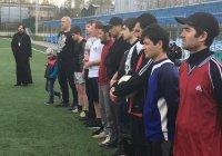 В Бугульме в честь Дня Победы сыграли в межконфессиональный футбол
