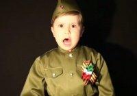 Instagram Минниханова «взорвал» ролик с 4-летним участником парада Победы