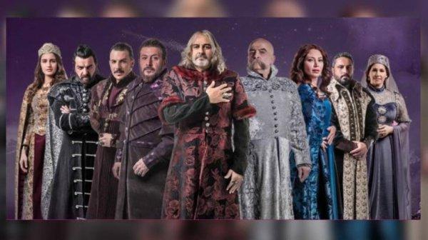 Арабская версия культового сериала.