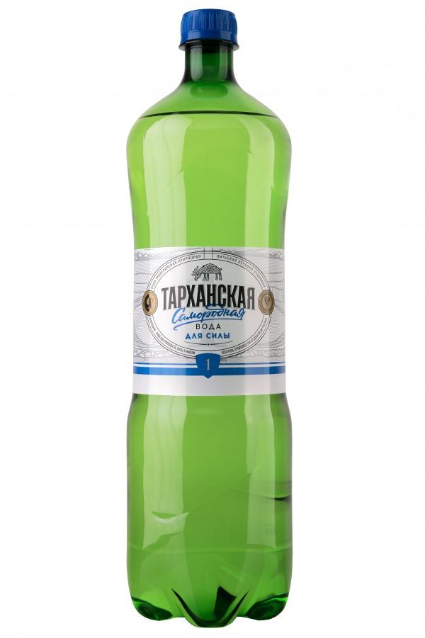 Уникальная минеральная вода «Тарханская» на выставке «Russia Halal Expo-2017»