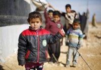 Городок для детей-сирот из Сирии построили в Турции
