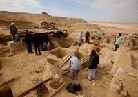В Египте обнаружили неизвестные ранее древние гробницы-катакомбы