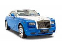 Rolls-Royce изготовил для ОАЭ семь уникальных автомобилей (Фото)