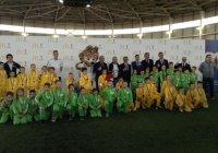 В Казани 40 юных фанатов выведут на поле звезд футбола