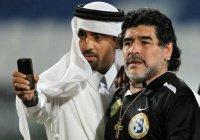 Марадона возглавил арабский футбольный клуб