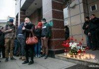 Сегодня – 40 дней с момента теракта в Петербурге