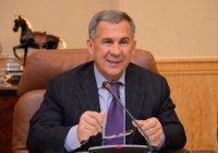 Рустам Минниханов – лидер медиарейтинга глав регионов ПФО
