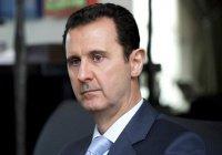 Асад: сирийский народ вправе требовать многомиллионные компенсации