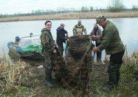 27 искусственных нерестилищ установили в Татарстане